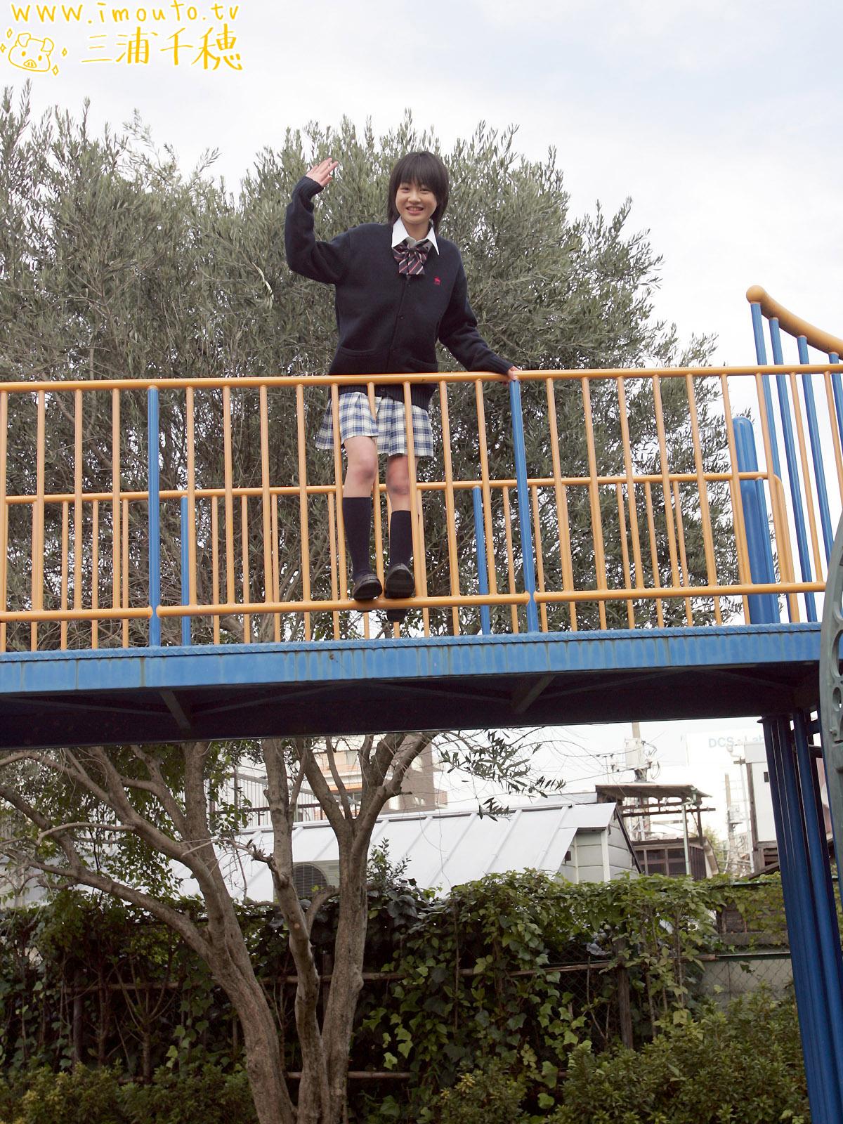 Imouto TV Junior Idol http://gallery.crazyidol.net/2009/11/chiho-miura
