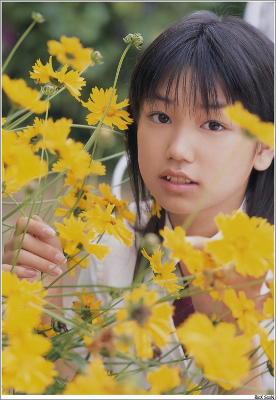 Anna Oonishi U15 Junior Idols